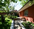 Аллея, газоны, дом под ключ в Анапе