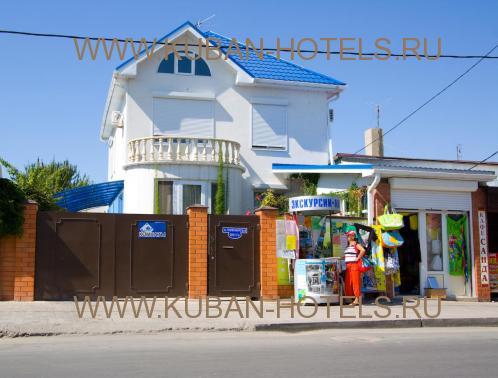 Частный сектор в Витязево на ул. Черноморская