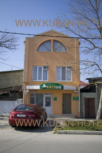 Мини-гостиница на улице Астраханской