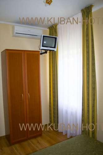 Гостевой дом в Анапе телевизор