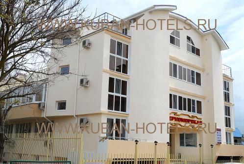 Комплекс малых гостиниц «Черноморская»