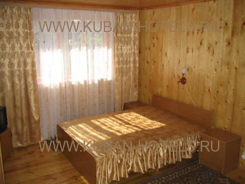 Бунгало-домики на Утрише